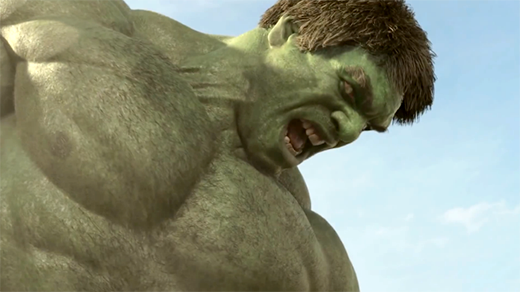 Quiçá Design - Blog Animação 3D - Hulk vs Superhomem